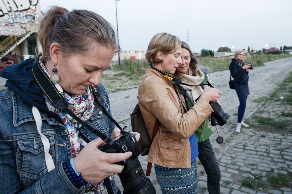 Fotografie workshop | evenement